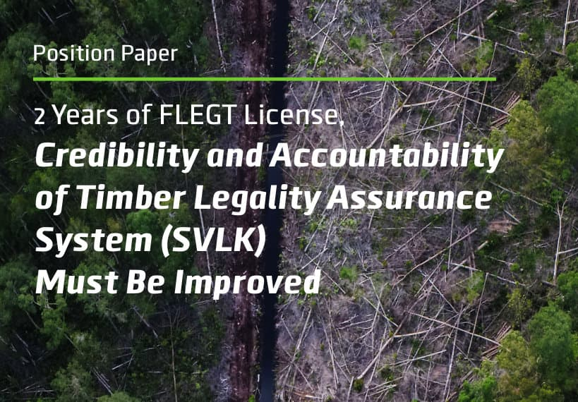 Two Years of FLEGT Licence